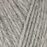 Lion Brand Wool-Ease Yarn (151) Grey Heather By The Each