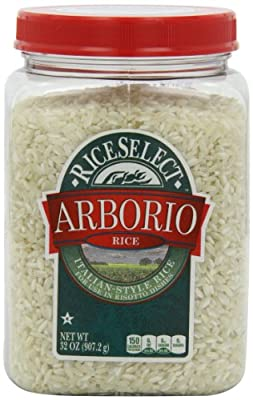 RiceSelect Arborio Rice Jars