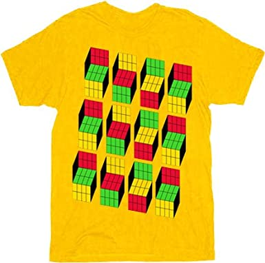 The Big Bang Theory Sheldon Cooper Opti Blocks T-Shirt