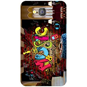 Samsung Galaxy Grand I9082 Back Cover - Matte Finish Phone Cover