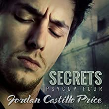 Secrets: PsyCop, Book 4 (       UNABRIDGED) by Jordan Castillo Price Narrated by Gomez Pugh