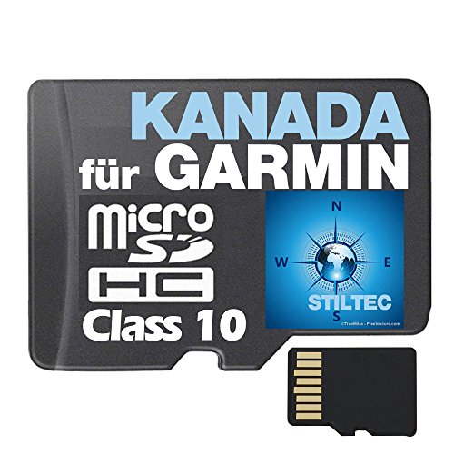 x2605-Topo-Carte-Canada-Pour-Garmin-Edge-GPSMAP-Montana-eTrex-Dakota-Colorado-Oregon-Astro-x2605-original-de-stiltec
