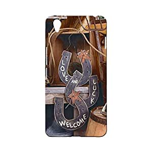BLUEDIO Designer Printed Back case cover for Oneplus X / 1+X - G6397