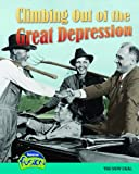 img - for Climbing Out of the Great Depression: The New Deal (Raintree Fusion: American History Through Primary Sources) book / textbook / text book