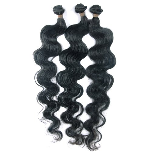 Neitsi 3pcs 141618 Malaysian Virgin Remy Human Hair Body Wave Extension