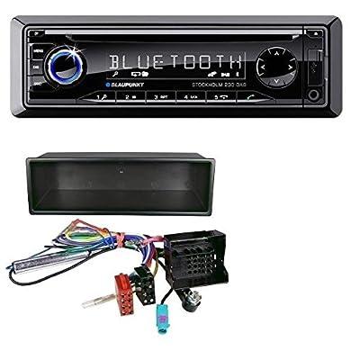 Blaupunkt CD MP3 DAB USB SD Bluetooth AUX Autoradio für Citroen C2 C3 Jumpy Peugeot 207 307 Expert