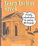 echange, troc P. V Jones - Learn ancient Greek: A lively introduction to reading the language