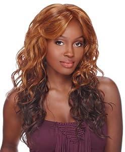 Sensationnel Empress Lace Front Edge Wig - Bliss (1B)