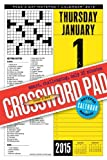 img - for By Fred Piscop Crossword Page-a-Day Notepad and 2015 Calendar (Pag) book / textbook / text book