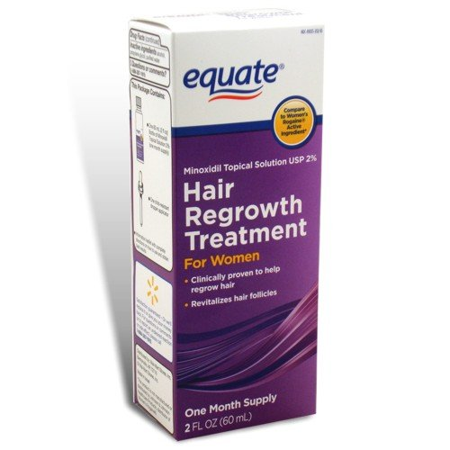 Equate - Hair Regrowth Treatment for Women  Minoxidil