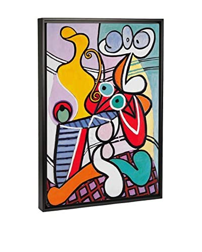 Pablo Picasson Nude And Still Life Canvas Print