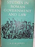 Studies in Roman Government and Law (0631112901) by JONES