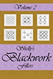 Shellys Blackwork Fillers Volume 2