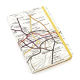 Underground Map Notebook
