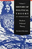 img - for History of Political Theory: An Introduction, Volume 2 (Modern Political Theory) book / textbook / text book