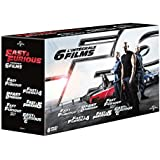 Fast and Furious - Coffret 6 films