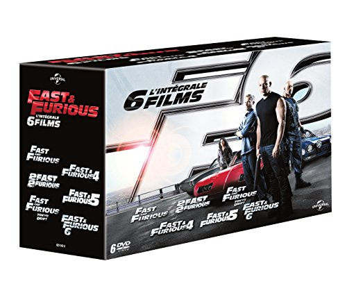 fast and furious coffret 6 films regarder un film en ligne. Black Bedroom Furniture Sets. Home Design Ideas
