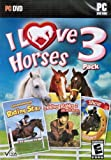 I Love Horses Bonus 3 Pack