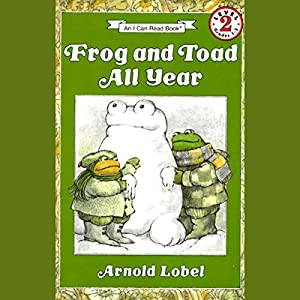 Frog and Toad All Year Audiobook