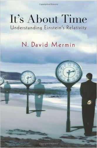 It's About Time: Understanding Einstein's Relativity