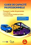 Guide de capacit� professionnelle 201...