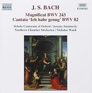 Magnificat/Cantata No. 82