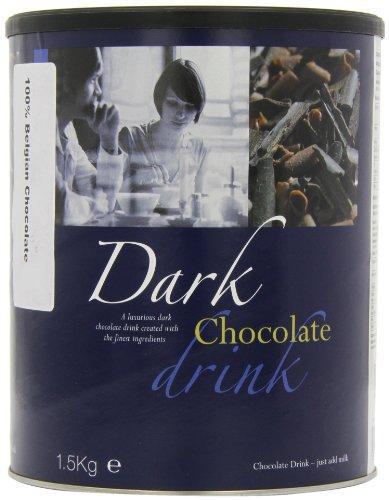 Simply Luxury Dark Hot Chocolate Powder 1.5 Kg