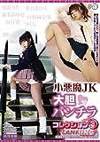 小悪魔JK 大胆パンチラコレクション(3)/アロマ企画 [DVD][アダルト]