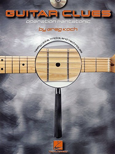 greg-koch-guitar-clues-operation-pentatonic-for-chitarra