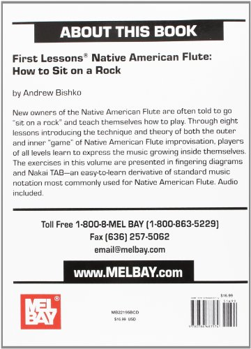 First Lessons Native American Flute