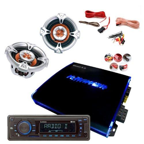 2700W Auto Musikanlage USB SD AUX Radio Verstärker