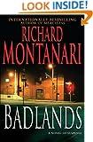 Badlands: A Novel of Suspense (Byrne and Balzano Book 4)