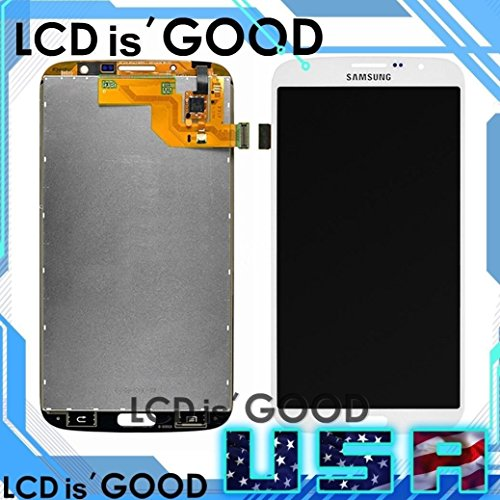 Samsung Galaxy Mega 6.3 I9200 Full Lcd Dispaly Assembly+Touch Digitizer White