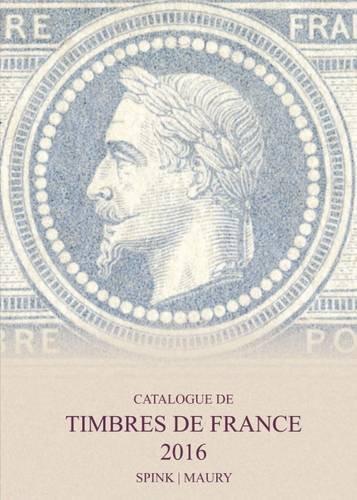 Catalogue De Timbres De France 2016