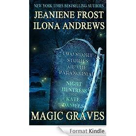 Magic Graves (Kate Daniels) (English Edition)