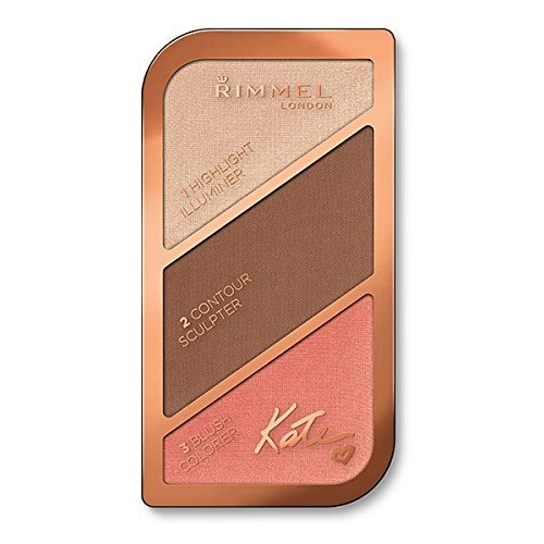 Rimmel Kate Sculpting Palette Golden Bronze 003