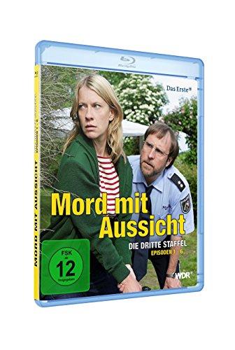 Mord mit Aussicht - 3. Staffel (Folgen 1-6, BD) [Blu-ray]