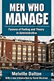 img - for Men Who Manage: Fusions of Feeling and Theory in Administration book / textbook / text book