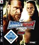 echange, troc PS3 WWE Smackdown vs. Raw 2009