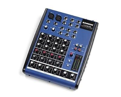 Samson MDR624 Mixer by Samson