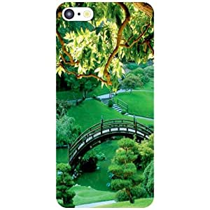 Apple iPhone 5C Back Cover - Matte Finish Phone Cover