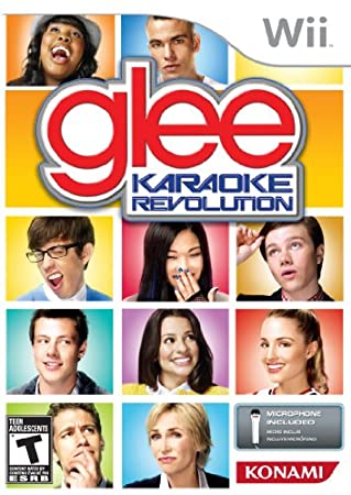 Karaoke Revolution Glee Bundle