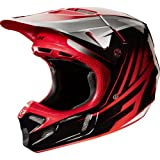 Fox Racing Reed Replica Daytona LE Men's V4 MX Motorcycle Helmet – Red / Large by NYC Leather Factory Outlet