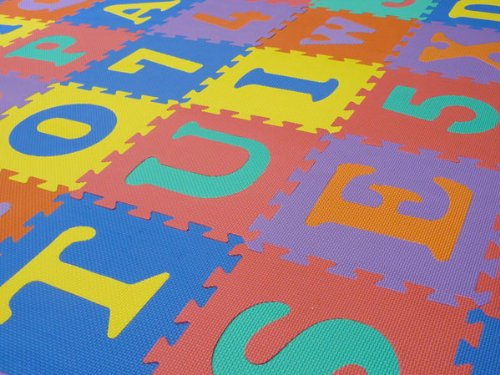 Cheap Fun Club Fun Club Alphabet Foam Puzzle Mat (B0045JZNMW)