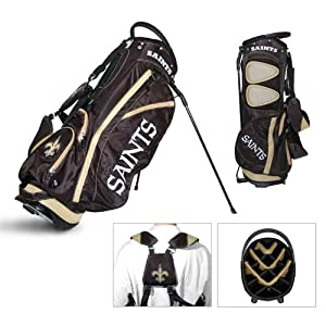 NFL New Orleans Saints Stand Golf Bag by Team Golf