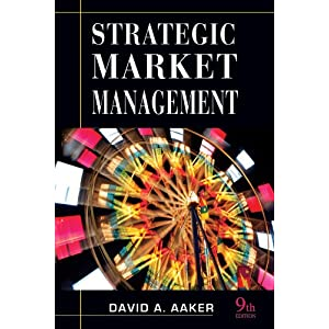 aaker strategic market management