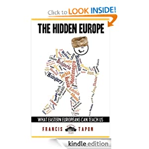 The Hidden Europe on Amazon