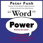 Word Power   Peter Funk