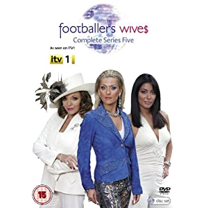 Footballers Wives Series Five [Import anglais]