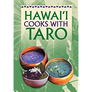 Hawaii Cooks With Taro Cookbook